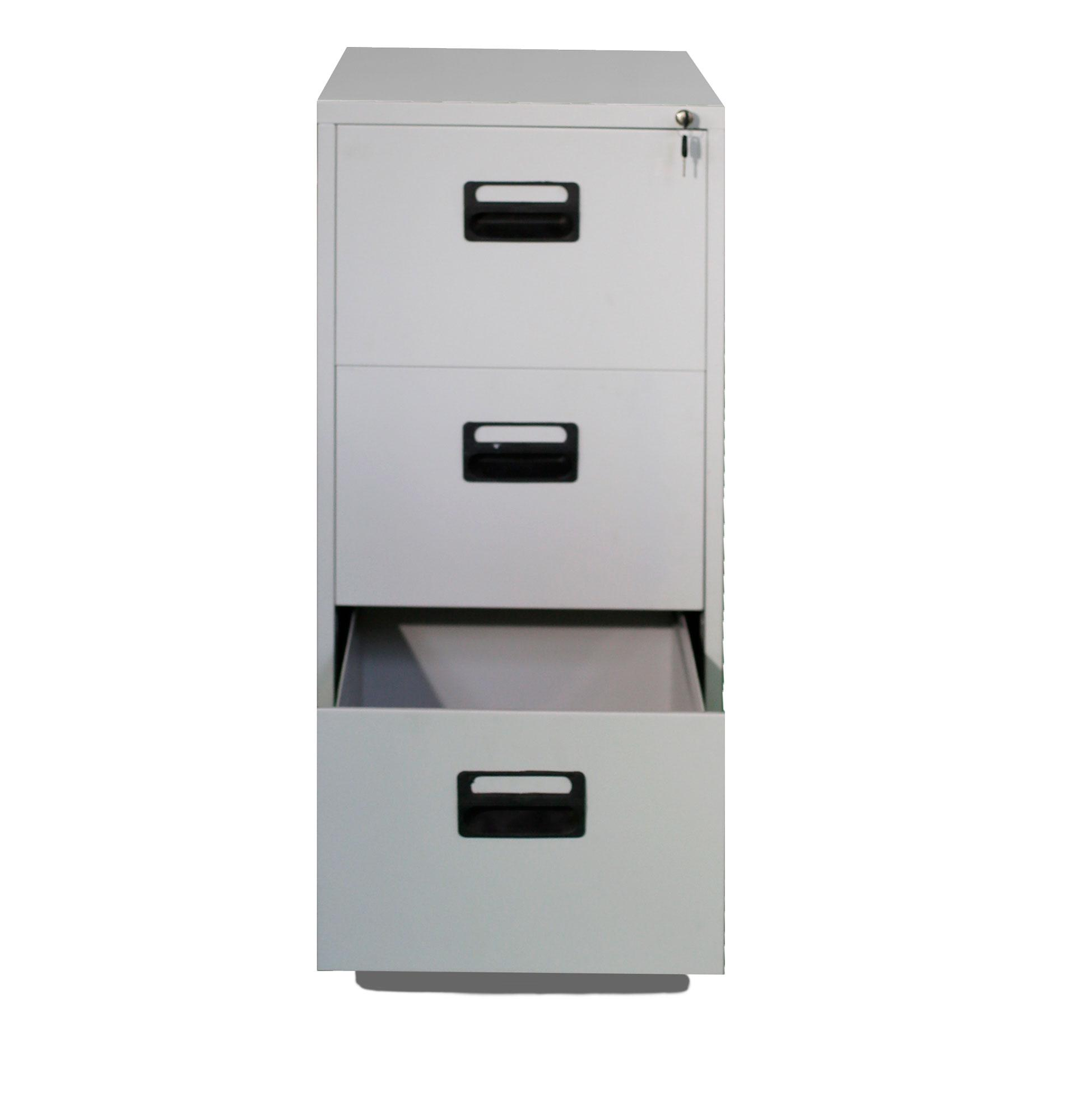 3 Drawer Filing Cabinet ( H1019 x W463 x D616mm )