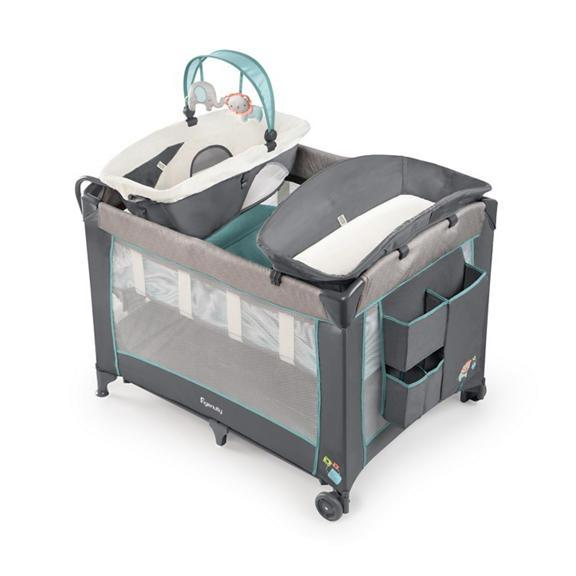 Review Smart And Simple Playard™ Candler™ Ingenuity
