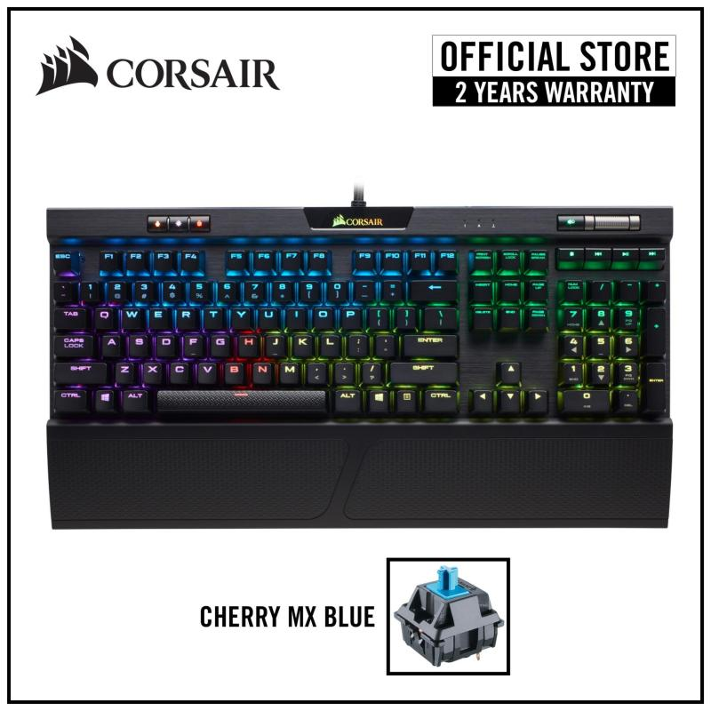 CORSAIR K70 RGB MK.2 RGB Mechanical Gaming Keyboard (Switch: Cherry MX Red / Cherry MX Brown / Cherry MX Speed ) Singapore