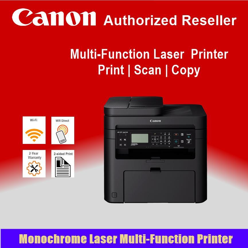 [Local Warranty] Canon ImageCLASS MF244dw All-in-One with duplex Laser  Printer mf 244 DW mf 244dw Singapore