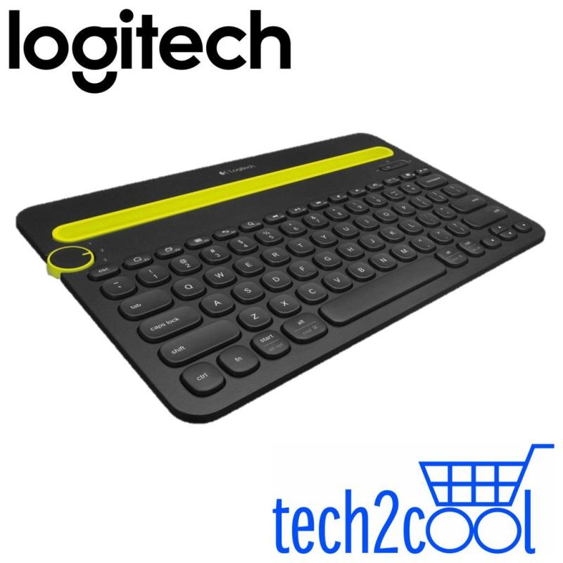 Logitech K480 Black Bluetooth Multi-Device Keyboard #Promotion #AtLeast30PercentOff Singapore