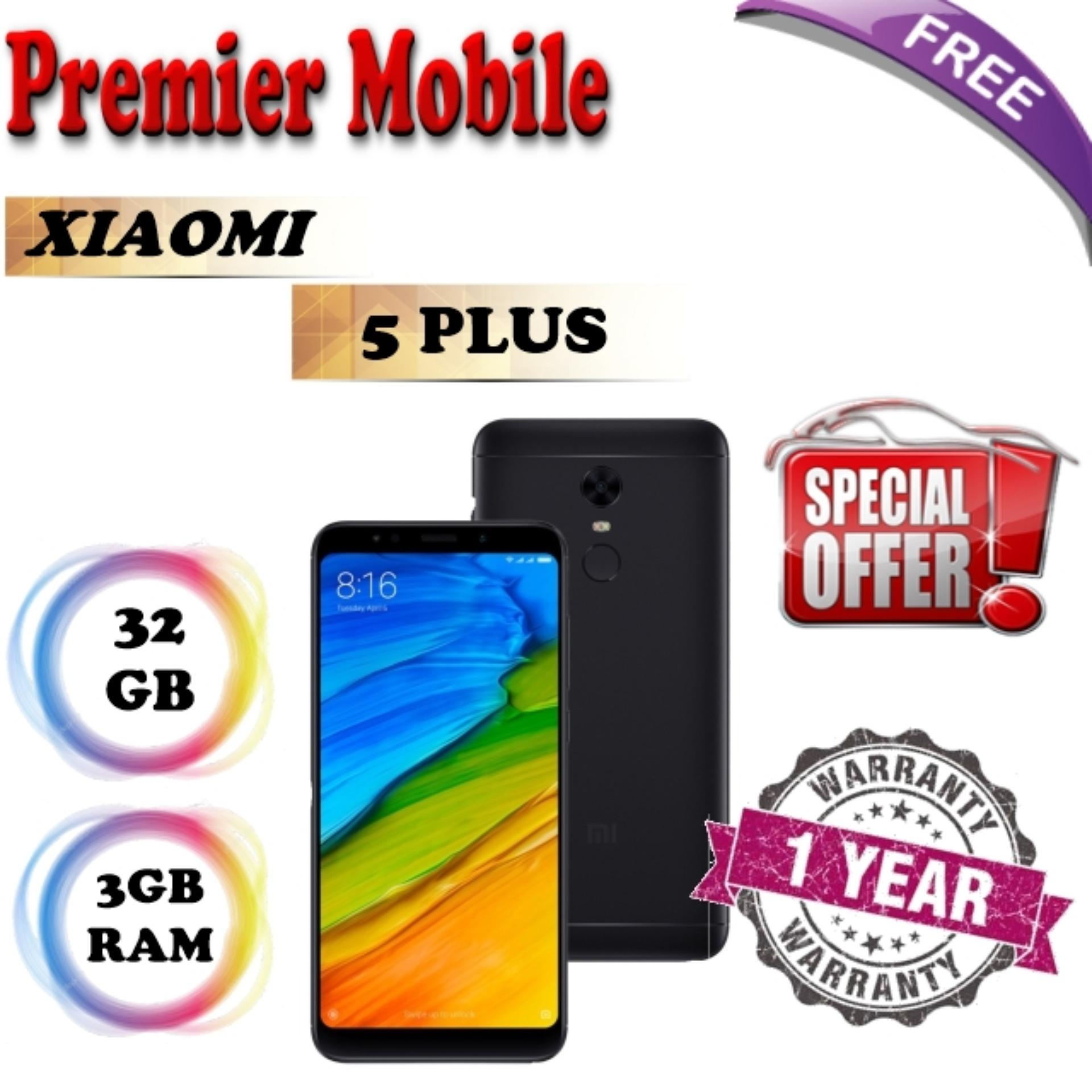Xiaomi Redmi 5 Plus 32Gb Local Xiaomi Discount