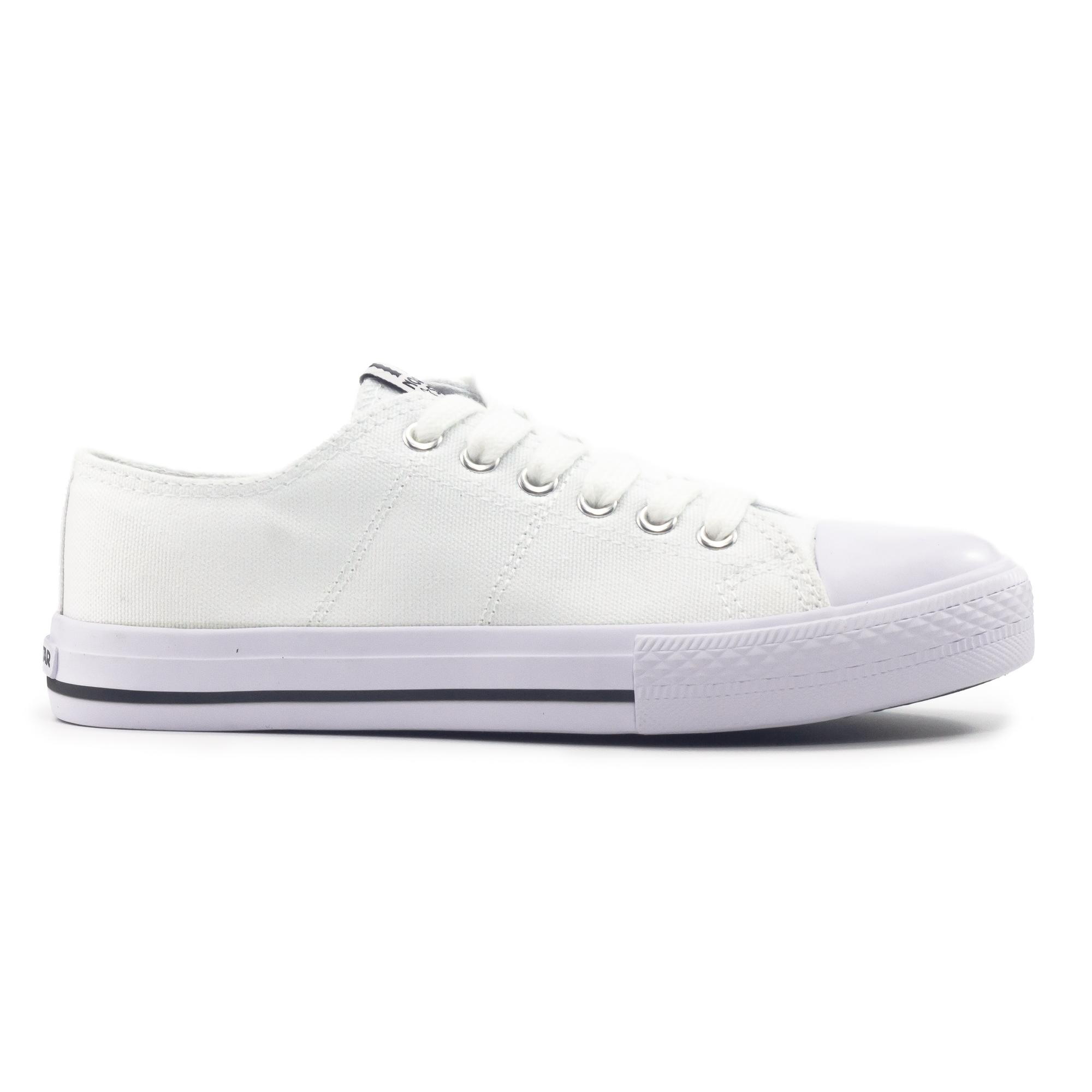NORTH STAR YOUTH SCHOOL SPORTS SHOES WHITE 5891092