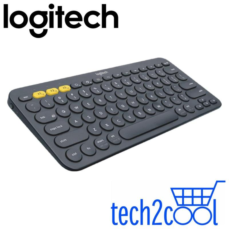 Logitech K380 Black Multi-Device Bluetooth Keyboard #Promotion #AtLeast20PercentOff Singapore