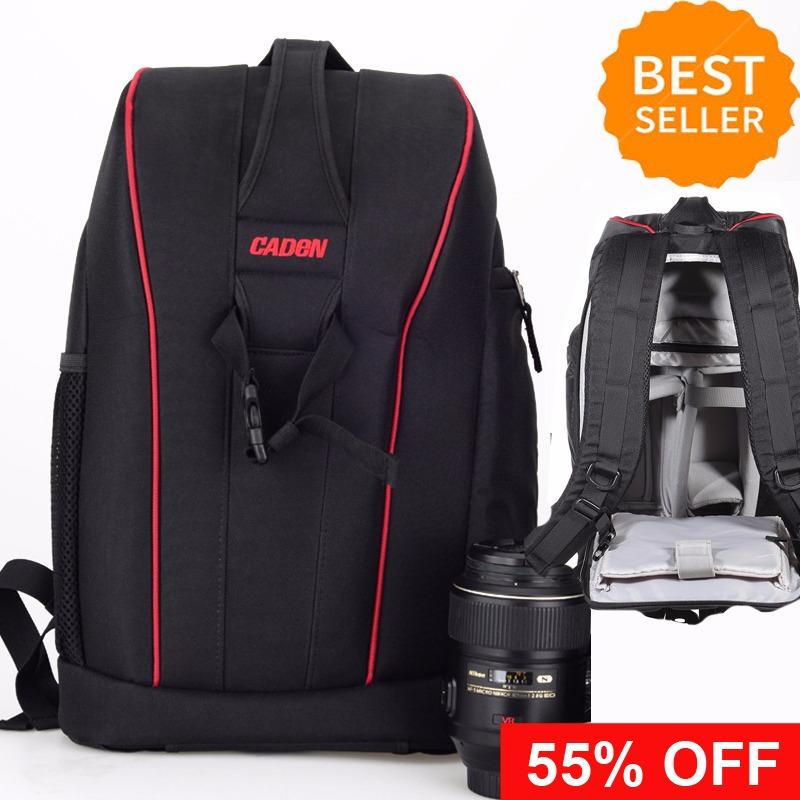 Photography Padded Shockproof Water Resistant Backpack Bag Case For Nikon Canon Sony Dslr Camera Accessories China