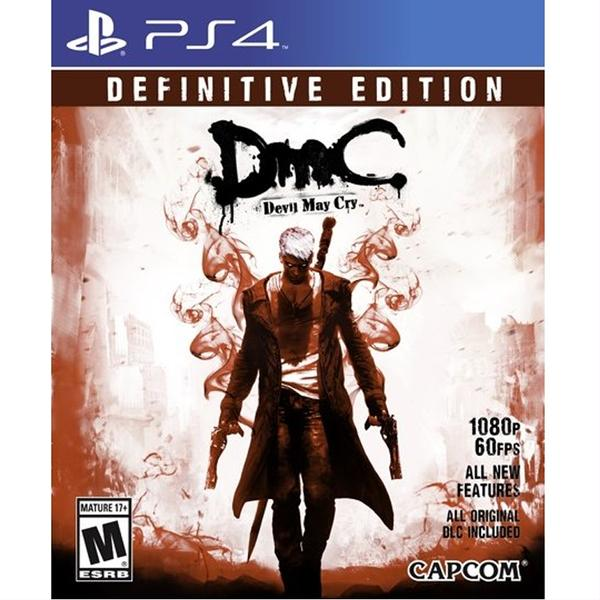 Best Reviews Of Ps4 Dmc Devil May Cry Definitive Edition Us R1