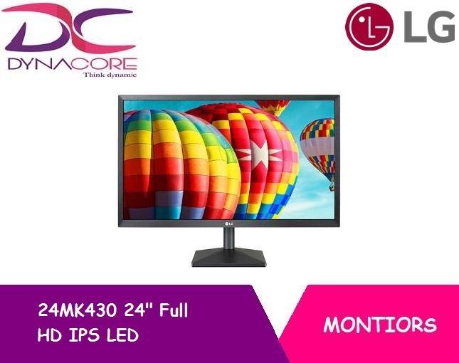 LG 24MK430H 24 Full HD IPS LED Monitor