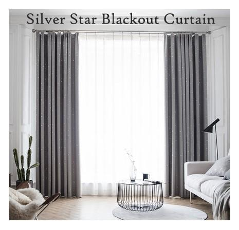 Blackout Curtain (upto 95%) - 130cm by 180cm