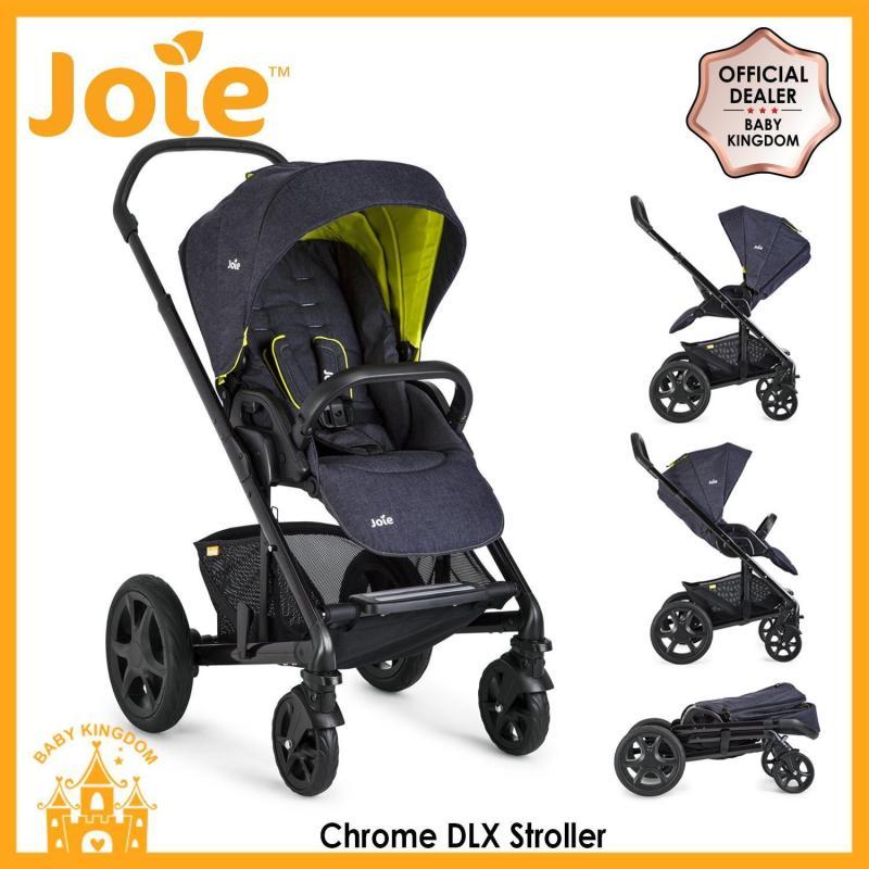 Joie Chrome DLX Stroller Singapore