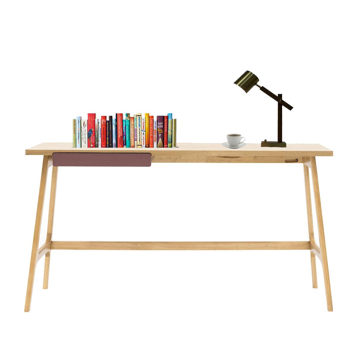 Marcelle Study Table | Designer Desk for Writing and Home Office