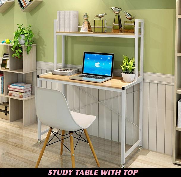Study Table With Bookshelf Singapore Table Designs