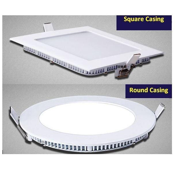 LED Downlight LED Ceiling Light Down light Free Energy Saving 3W Round Warm Singapore
