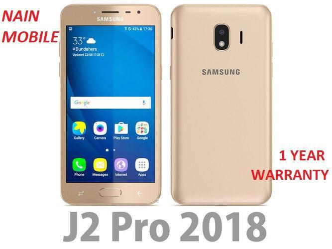 Samsung Galaxy J2 Pro (2018) 1 YEAR WARRANTY