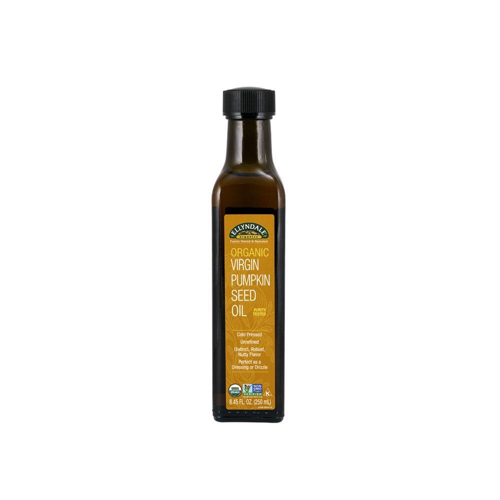 Now Foods, Ellyndale, Organic Virgin Pumpkin Seed Oil, 8.45 Fl Oz (250 Ml) By Bloom Concept.