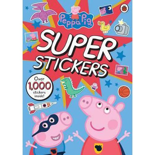 Peppa Pig Super S (Activity Book)