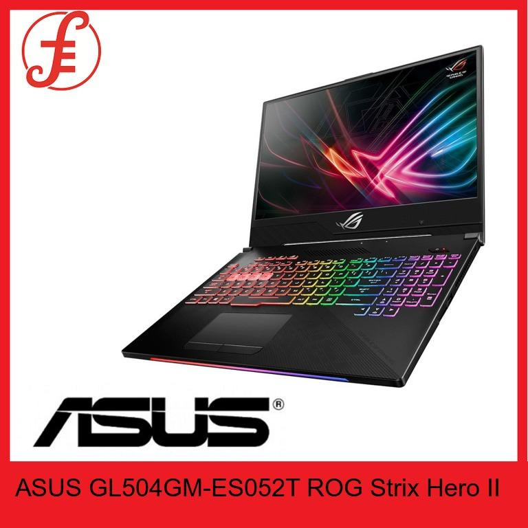 ASUS GL504GM-ES052T ROG Strix Hero II (GL504GM-ES052T)