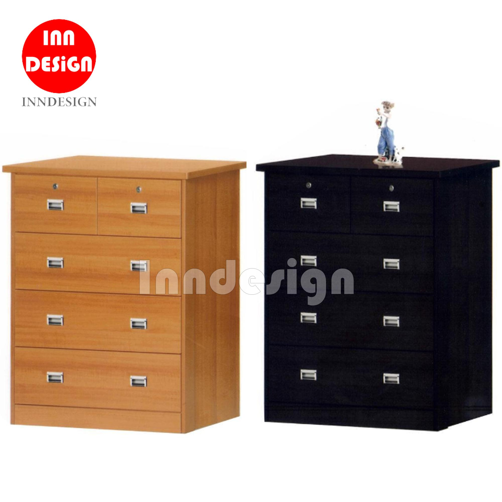 Asley Chest of 4 Drawers