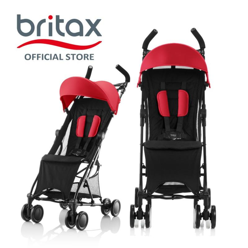 Britax Holiday Lightweight Stroller- Flame Red Singapore