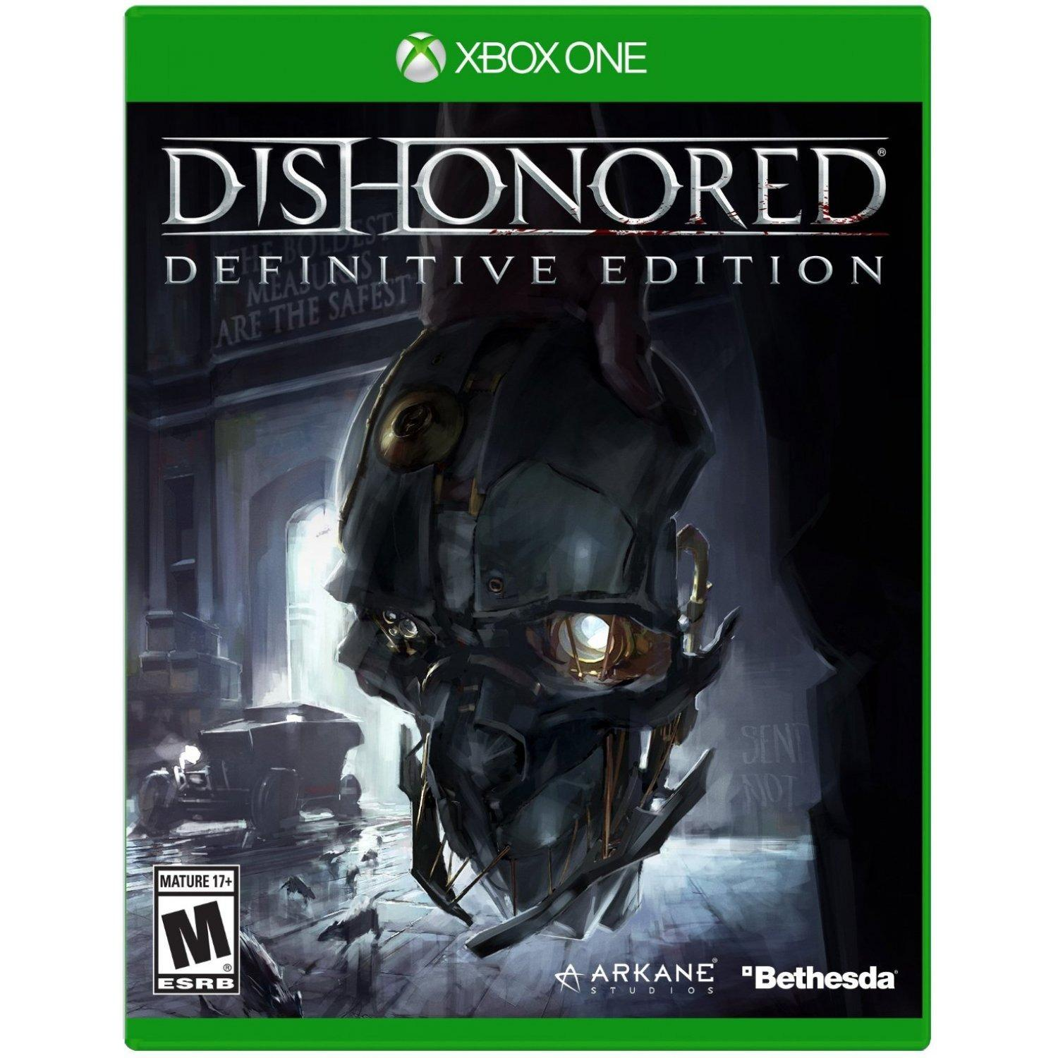 Xbox One Dishonored Definitive Edition Review