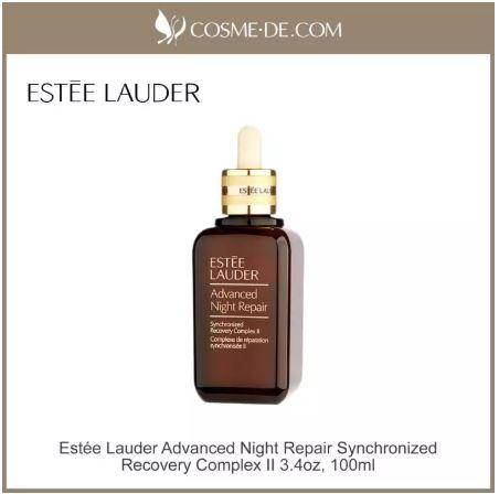 Estee Lauder Advanced Night Repair Synchronized Recovery Complex Ii 100ml/3.4oz By Bestielove.