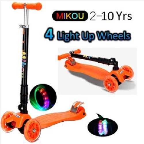 Kick Scooter For Kids By Genconnect.