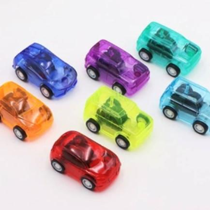 10 Pcs Bulk Buy Mini Pull Back Car Goodie Bag Toys Stationery Gifts Children Birthday