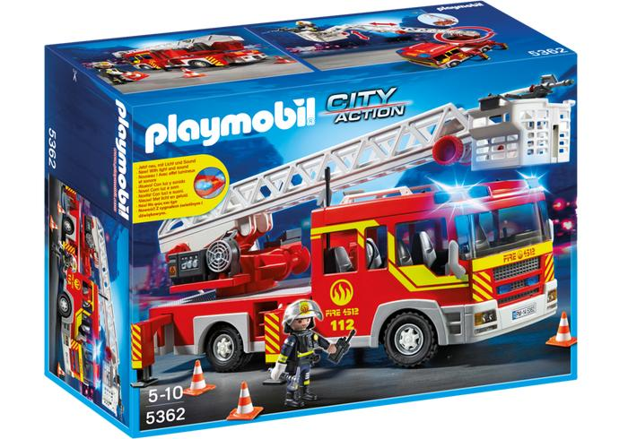PLAYMOBIL 5362 Ladder Unit with Lights and Sounds