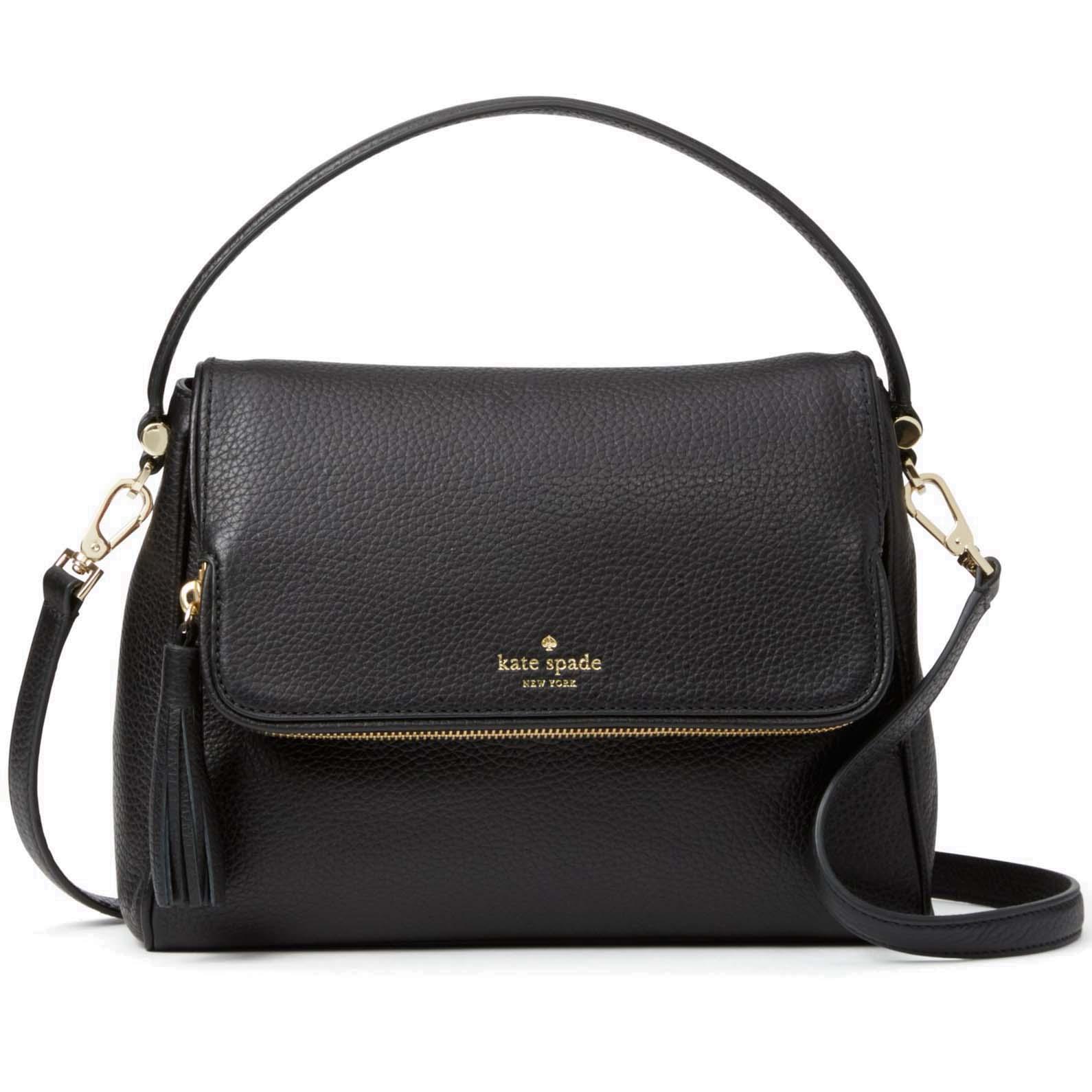 c1ff807f2fb52 Kate Spade Chester Street Miri Handbag Black   WKRU4076 + Gift Receipt