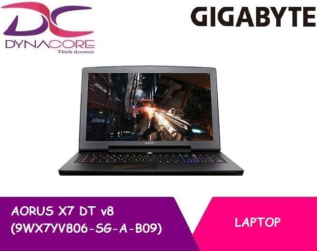 [Brand New] Gigabyte AORUS X7 DT v8 (9WX7YV806-SG-A-B09) GAMING NOTEBOOK