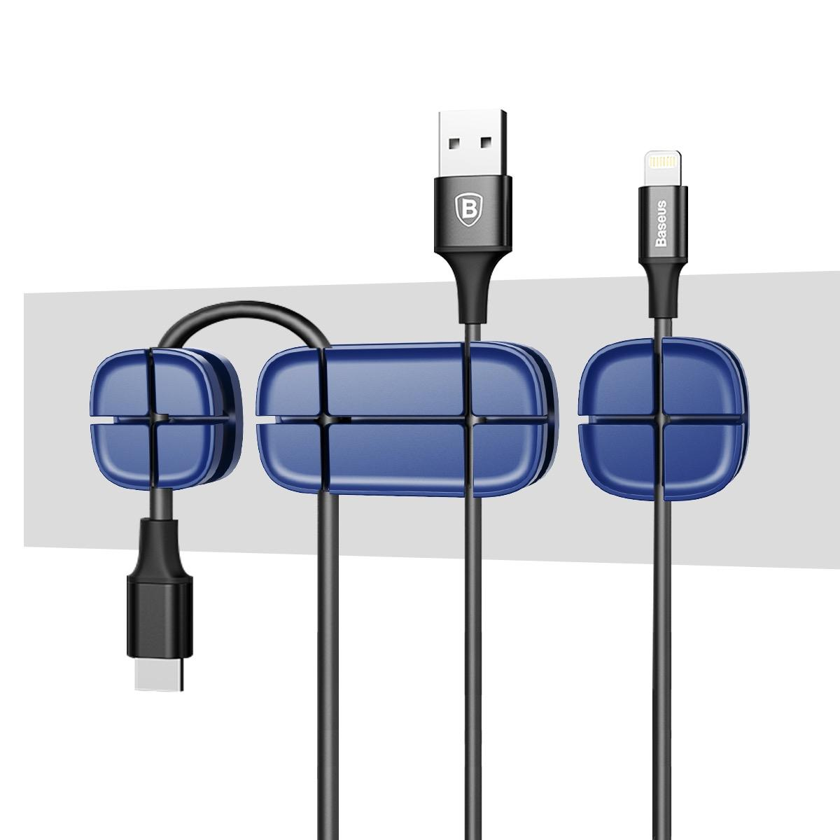 Buy Baseus Cables Accessories Online Lazada Rapid Series 3 In 1 Micro Usb Lightning Type C 3a 12m Corss Peas Cable Clip Desktop Tidy Organiser Charger Line Holder Home Car