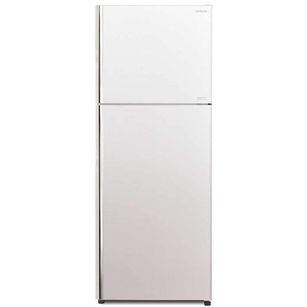 Hitachi R-V480p8ms 2-Door Refrigerator 407l With Free Vacuum Container Gift Set (worth $99).