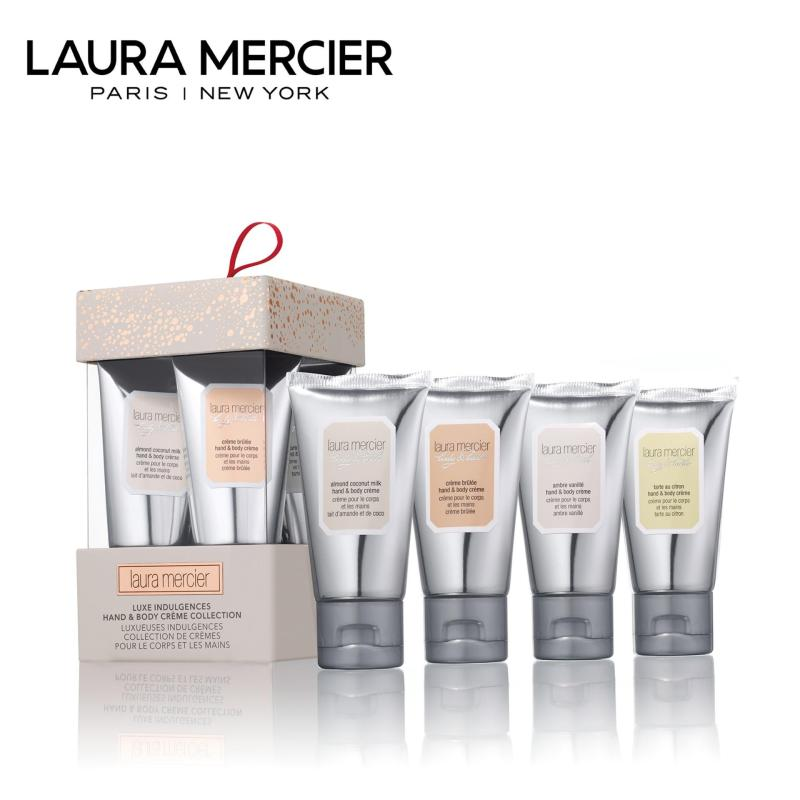 Buy Laura Mercier Luxe Indulgences Hand & Body Cr�me Collection Singapore