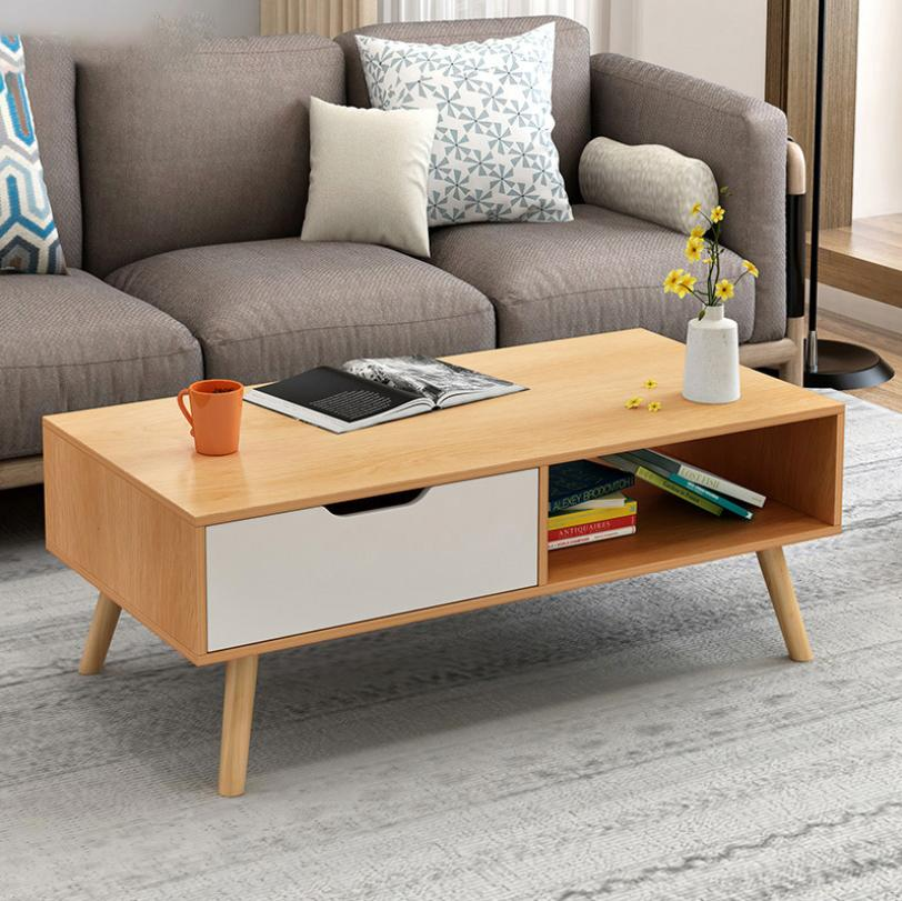 JIJI del Hutson Coffee Table (Free Assembly & 12 Months Warranty) - Tables / Living Room / Furniture (SG)