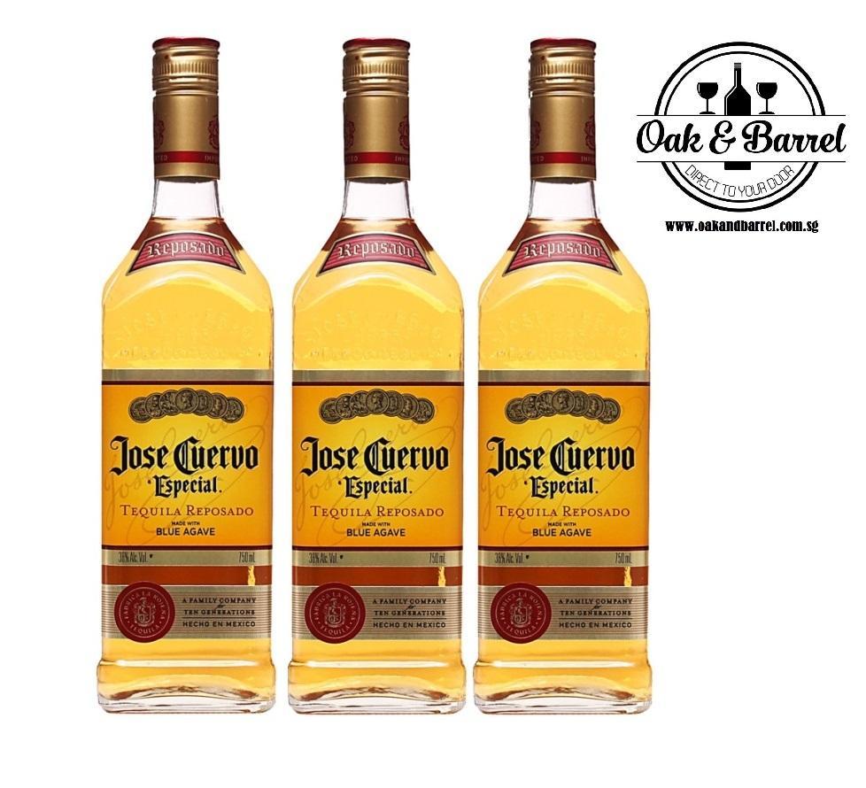 Price Jose Cuervo Gold 750Ml X3 Online Singapore