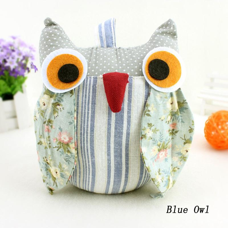 Cute Decorative Owl Weighted Interior Door Stopper Door Stop