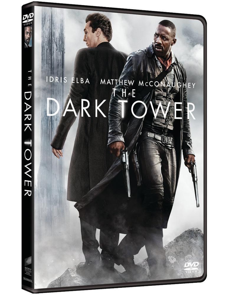 THE DARK TOWER DVD (PG13/C3)