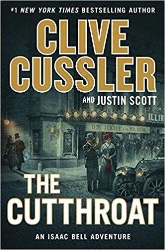The Cutthroat : An Isaac Bell Adventure