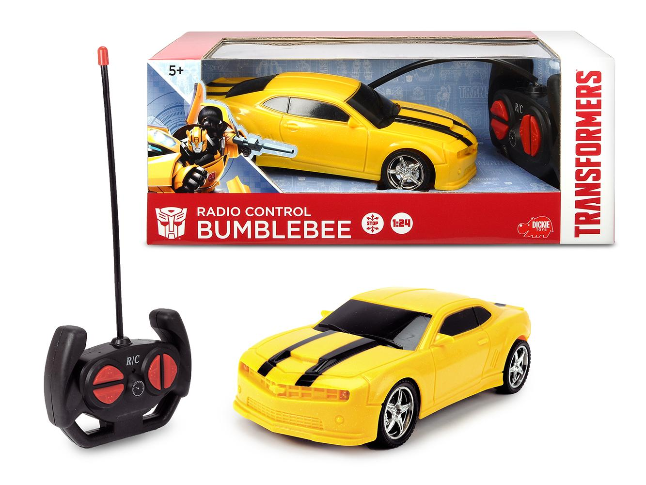 Cheap Transformers Rc Bumblebee 1 24