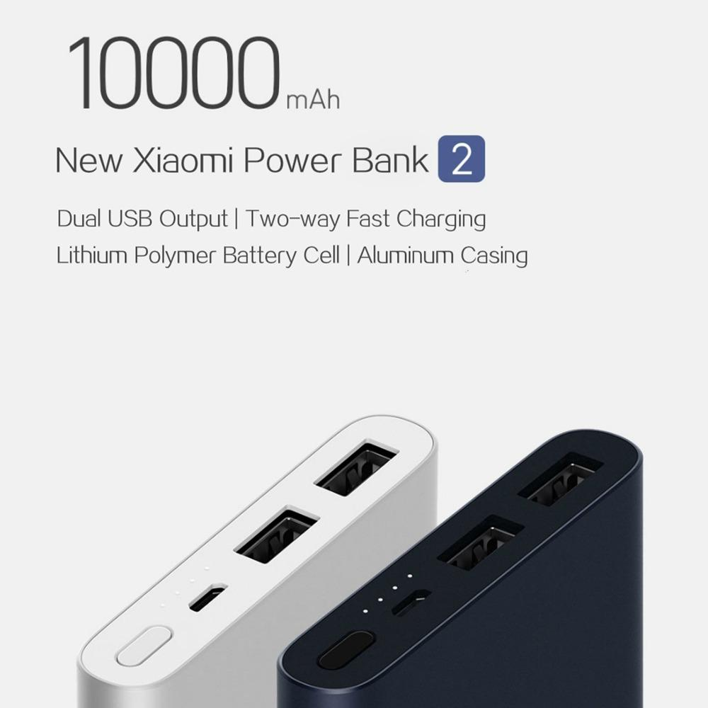 Who Sells Xiaomi 10000Mah New Gen 2 Powerbank Dual Usb Port The Cheapest