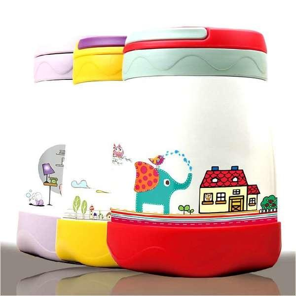 Purchase Magic Cook Pot Thermal Cooker Pot Thermos Flask Kids Lunch Box Lunchbox Online