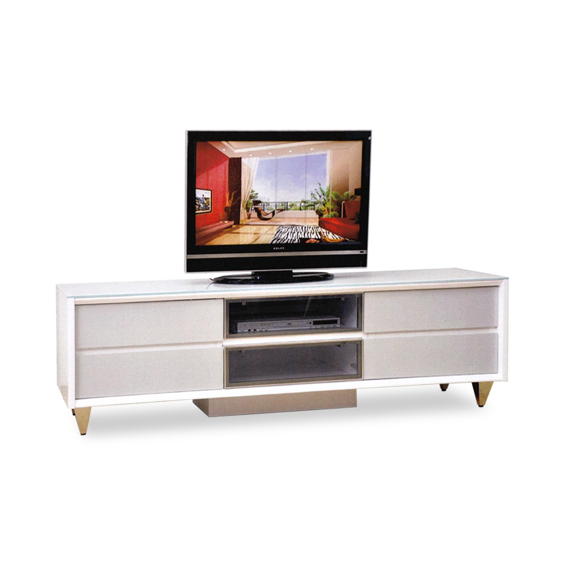 Emily TV Console (FREE DELIVERY)(FREE ASSEMBLY)