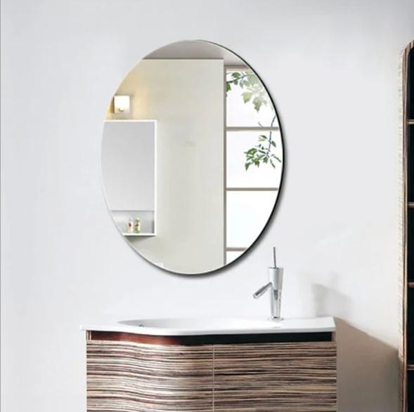 DIY ACRYLIC MIRROR (ROUNDED)