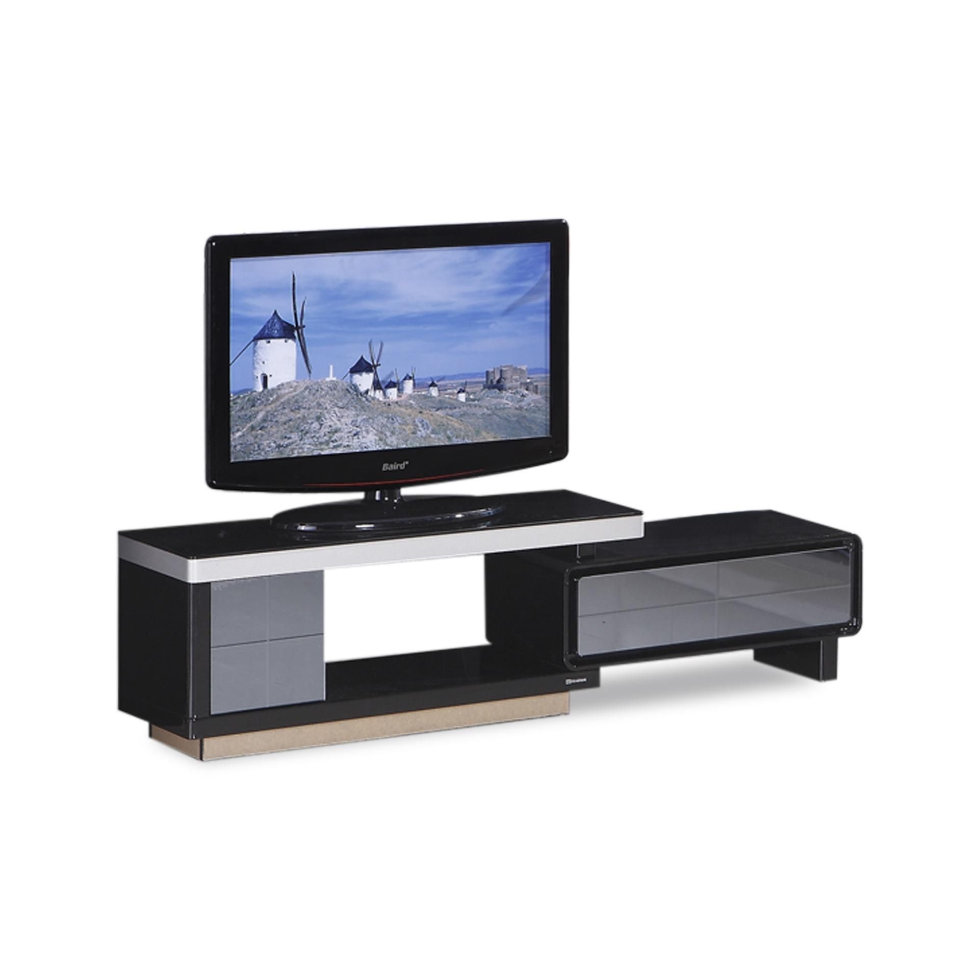 Logan Extendable TV Cabinet 1.0m (FREE DELIVERY)(FREE ASSEMBLY)