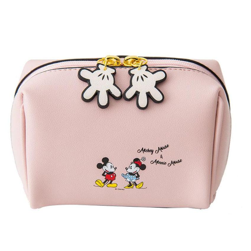561d9c362 COLORS by Jennifer Sky Disney Collections Mickey Mouse Minnie Mouse Small  Pouch