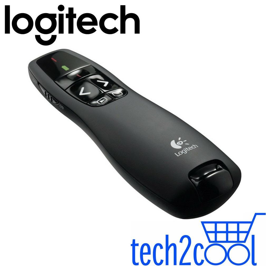 Logitech R400 Wireless Presenter #Promotion