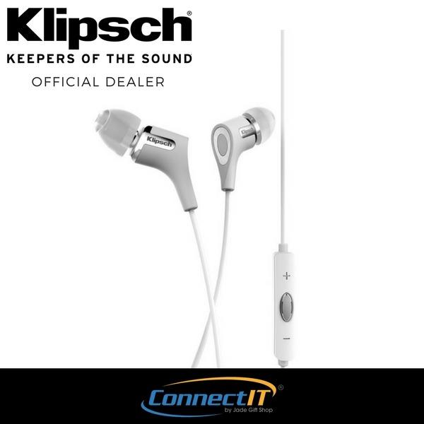 Klipsch R6i II In-Ear Headphone Black In-Ear Headphone - White