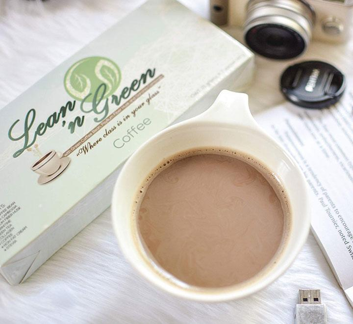 Lean Ngreen Coffee 2 Box By Jim & Jens Trading.