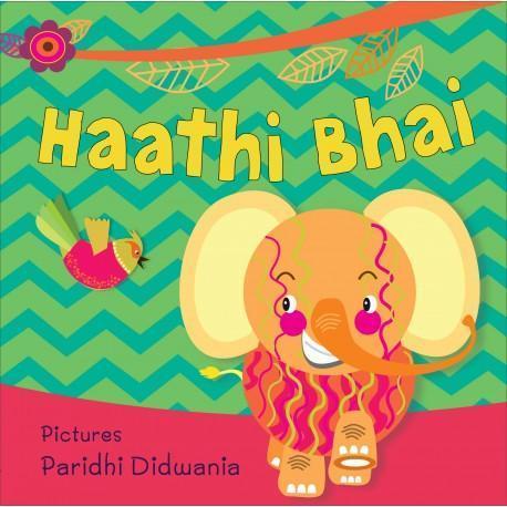 Haathi Bhai Baby Board Books  Age_0+   (Award Winner)