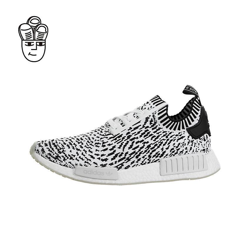 8323af4471a24 Adidas NMD R1 (Primeknit) Running Shoes Men bz0219 -SH