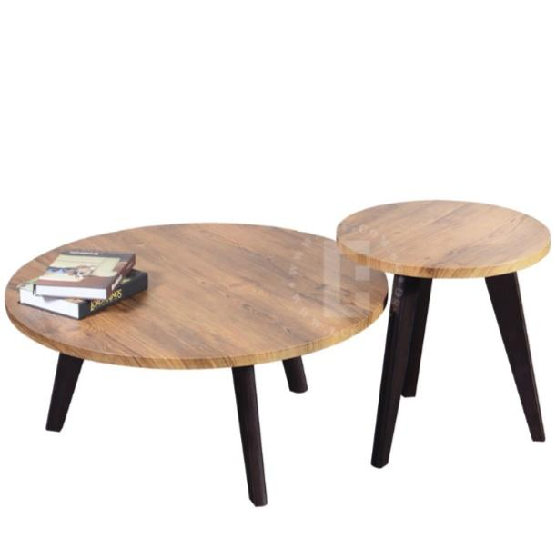 Aspen Coffee Table + Side Table Set